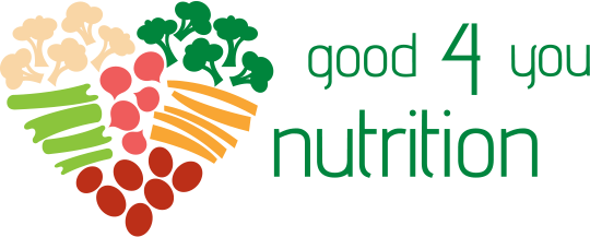 Good 4 You Nutrition logo