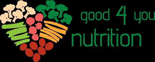 Good 4 You Nutrition logo